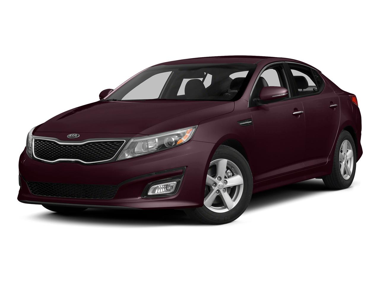2015 Kia Optima Vehicle Photo in Safford, AZ 85546