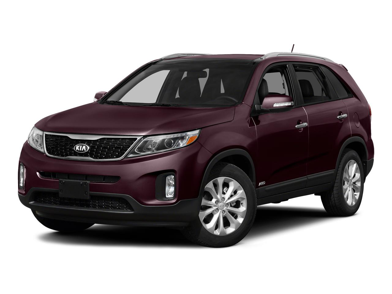 2015 Kia Sorento Vehicle Photo in Odessa, TX 79762