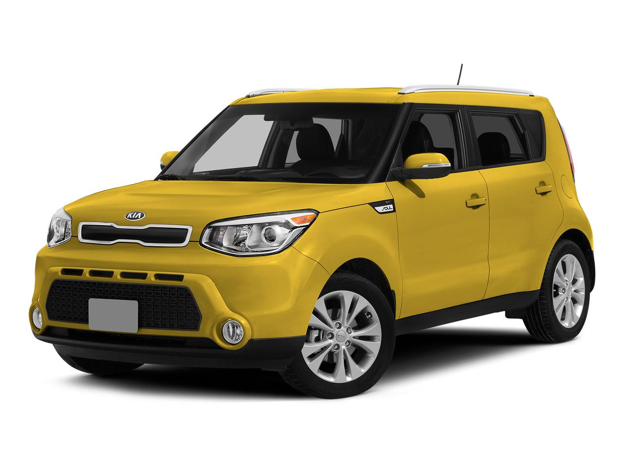 2015 Kia Soul Vehicle Photo in Spokane, WA 99207