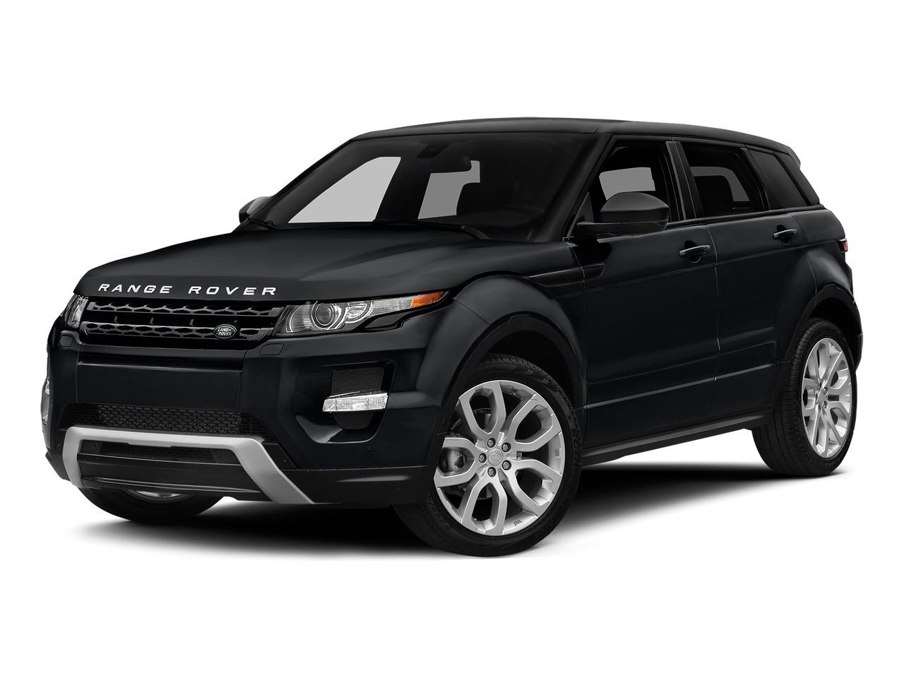 2015 Land Rover Range Rover Evoque Vehicle Photo in Charlotte, NC 28227