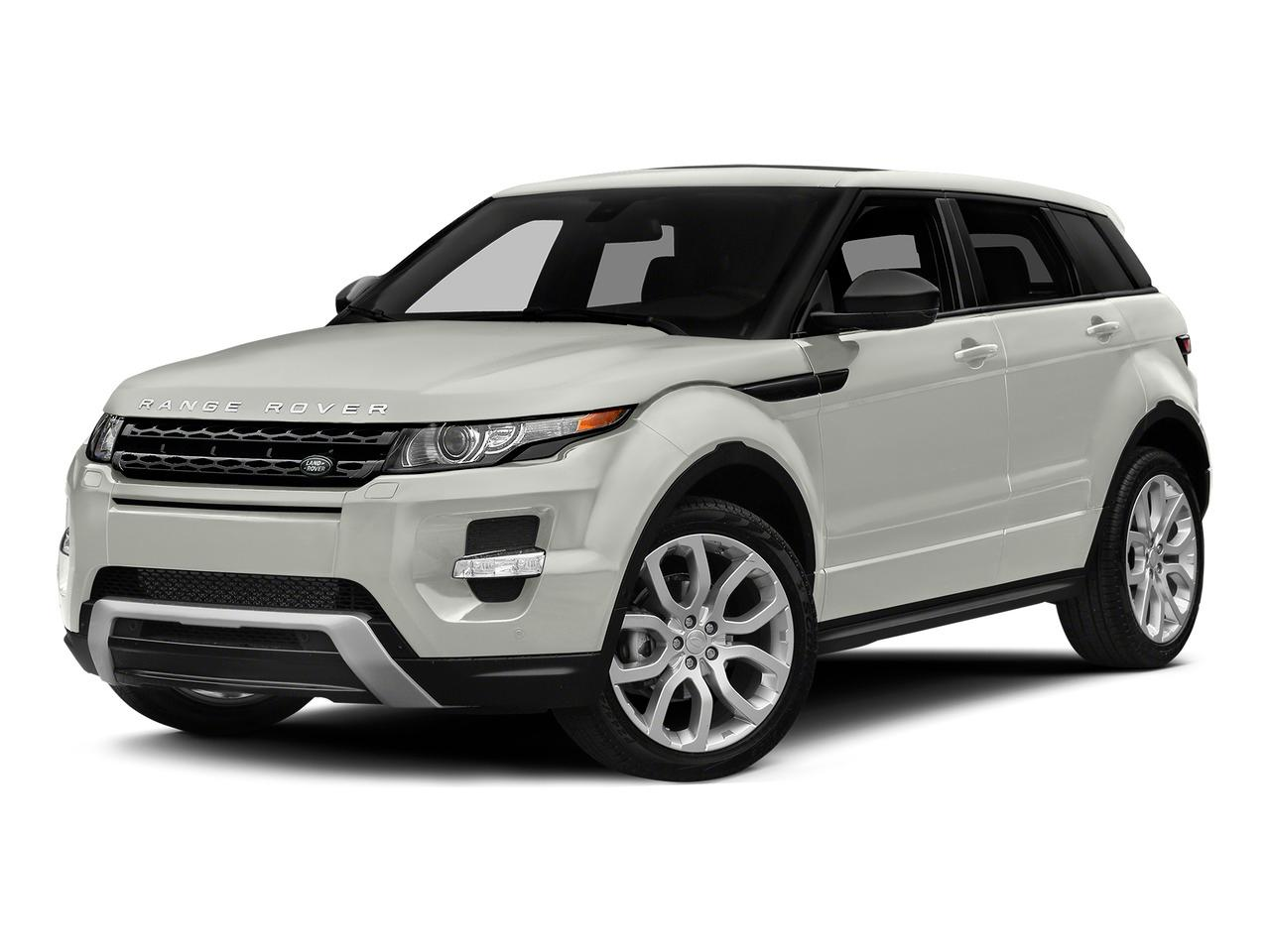 2015 Land Rover Range Rover Evoque Vehicle Photo in Chapel Hill, NC 27514
