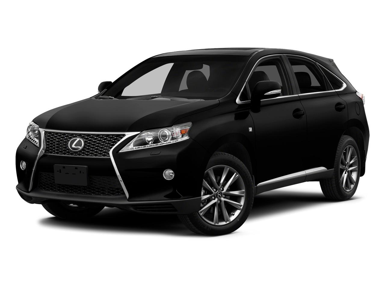 2015 Lexus RX 350 Vehicle Photo in Greeley, CO 80634