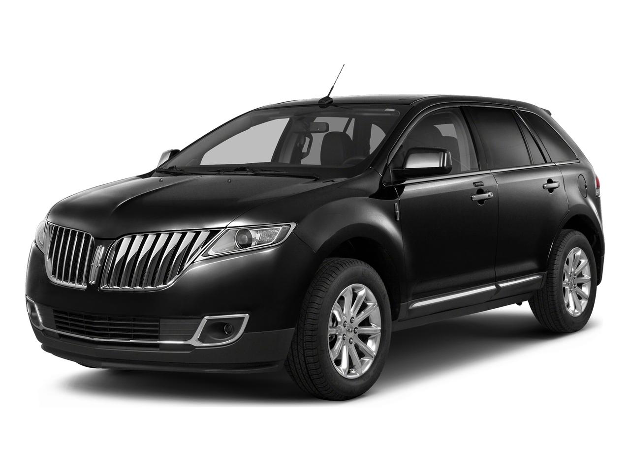 2015 LINCOLN MKX Vehicle Photo in San Antonio, TX 78257