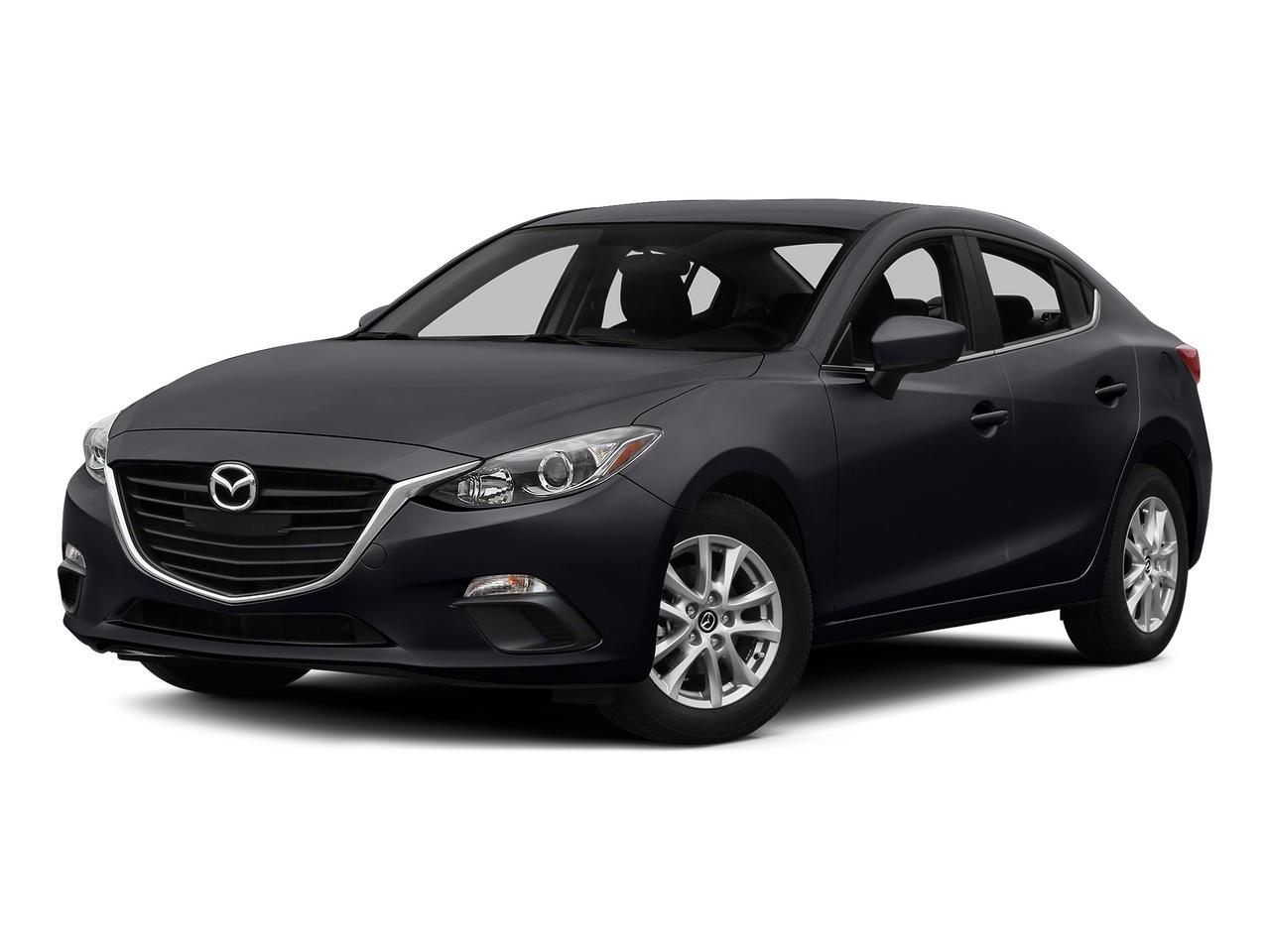 2015 Mazda Mazda3 Vehicle Photo in San Antonio, TX 78257