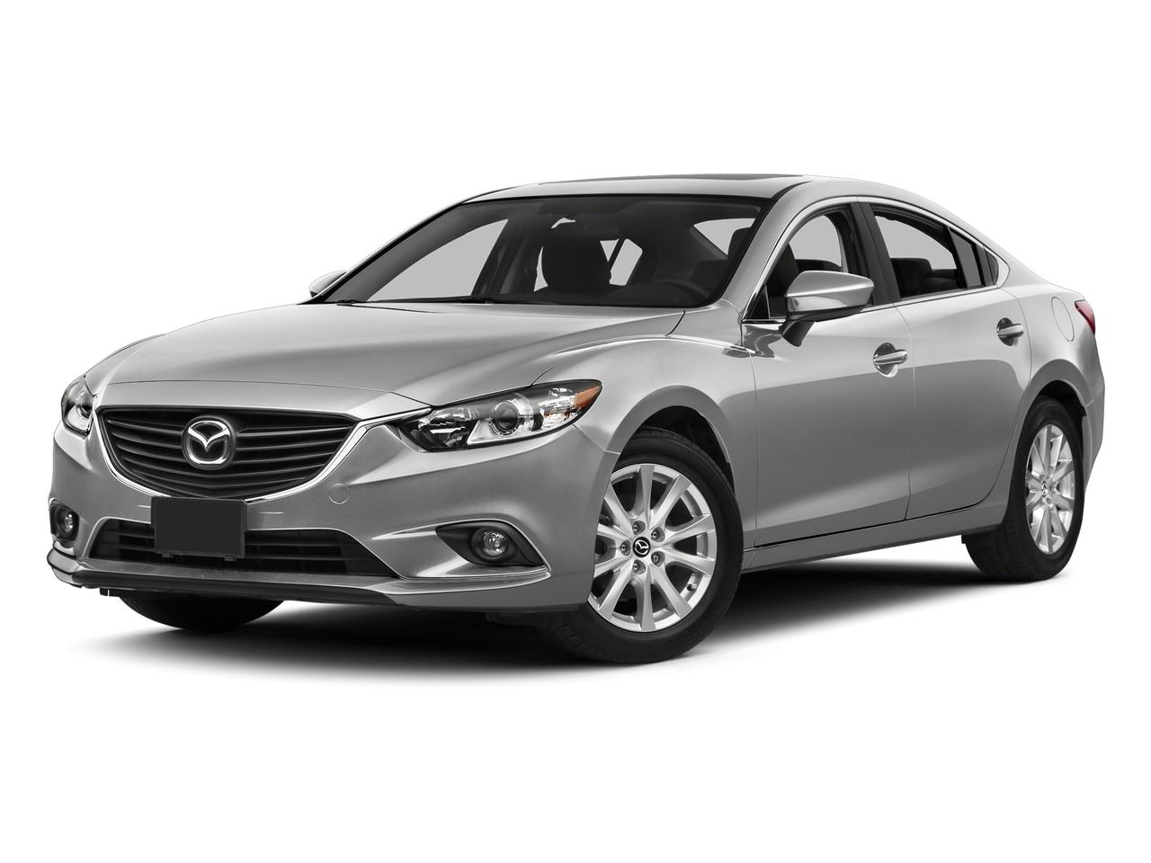 2015 Mazda Mazda6 Vehicle Photo in San Antonio, TX 78257