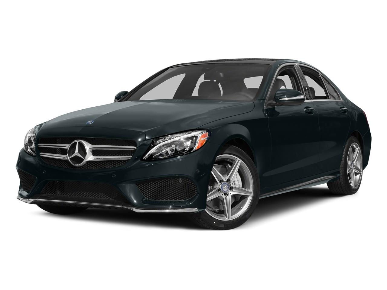 2015 Mercedes-Benz C-Class Vehicle Photo in Charleston, SC 29407