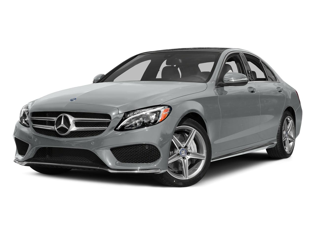 2015 Mercedes-Benz C-Class Vehicle Photo in State College, PA 16801