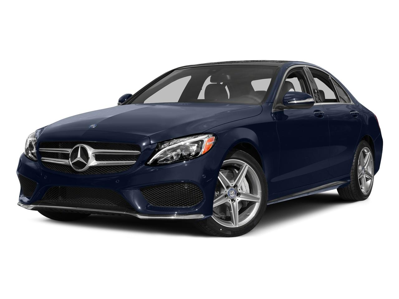 2015 Mercedes-Benz C-Class Vehicle Photo in Melbourne, FL 32901