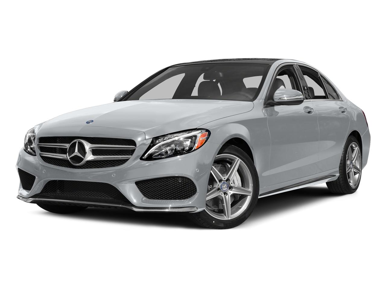 2015 Mercedes-Benz C-Class Vehicle Photo in Greeley, CO 80634