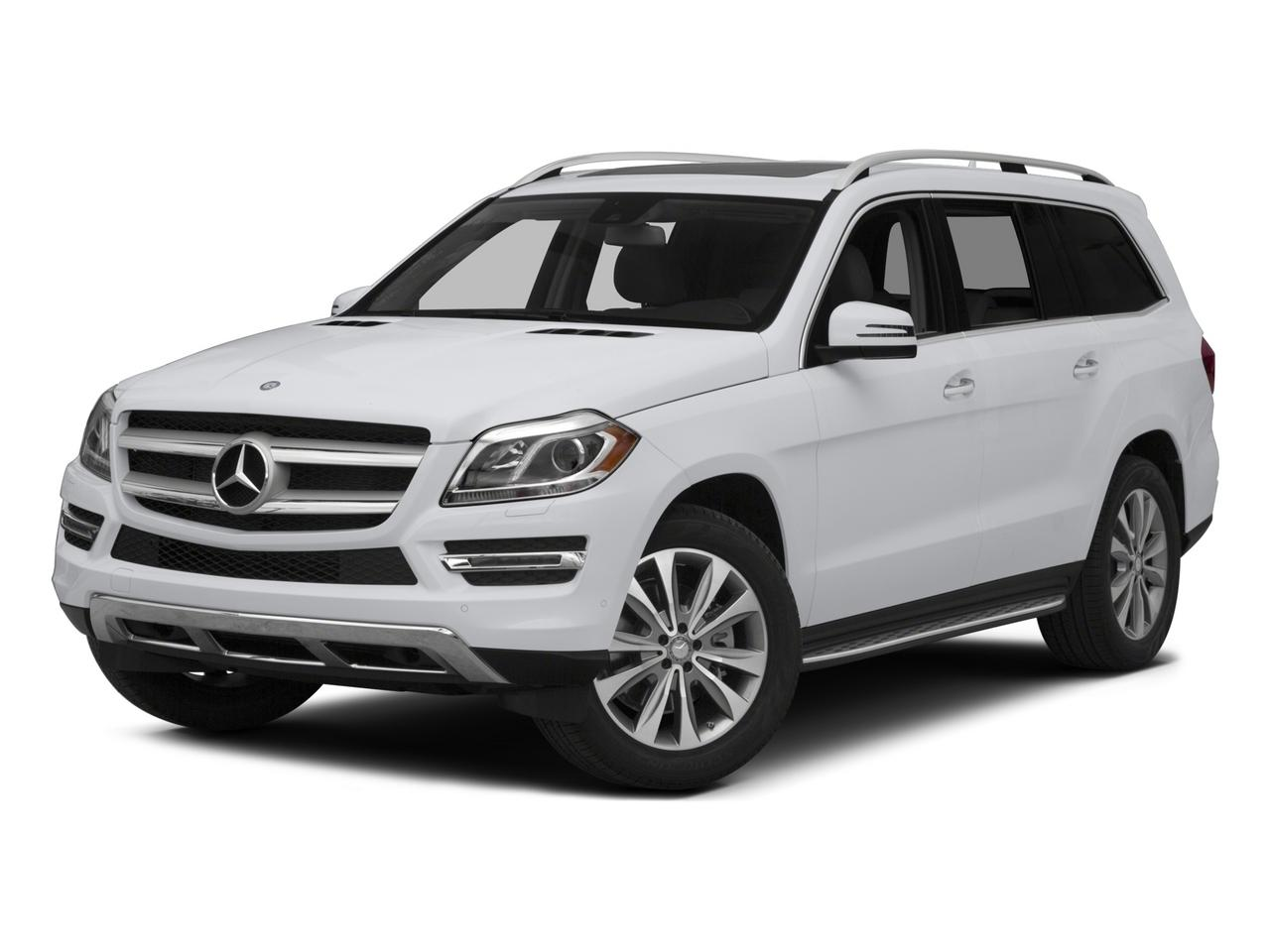 2015 Mercedes-Benz GL-Class Vehicle Photo in Cary, NC 27511