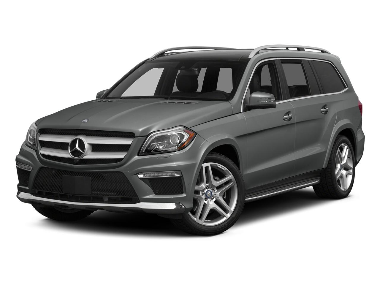 2015 Mercedes-Benz GL-Class Vehicle Photo in Wilmington, NC 28403