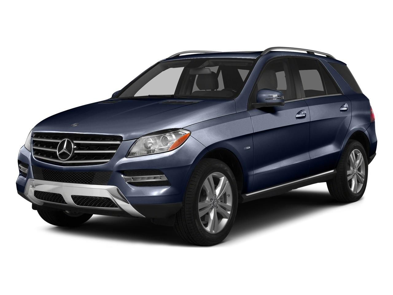 2015 Mercedes-Benz M-Class Vehicle Photo in Beaufort, SC 29906