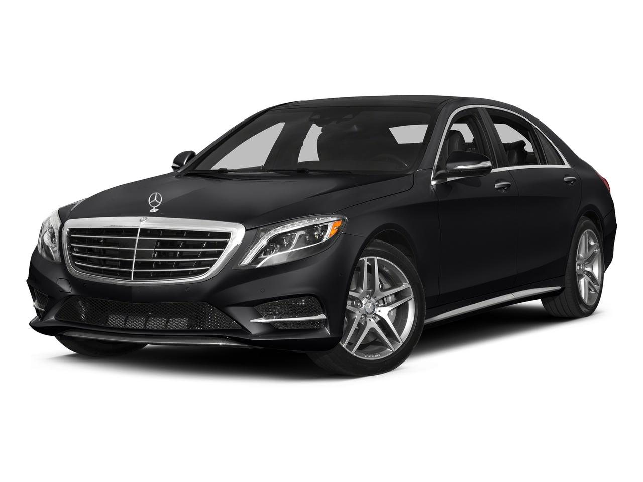 2015 Mercedes-Benz S-Class Vehicle Photo in Cary, NC 27511