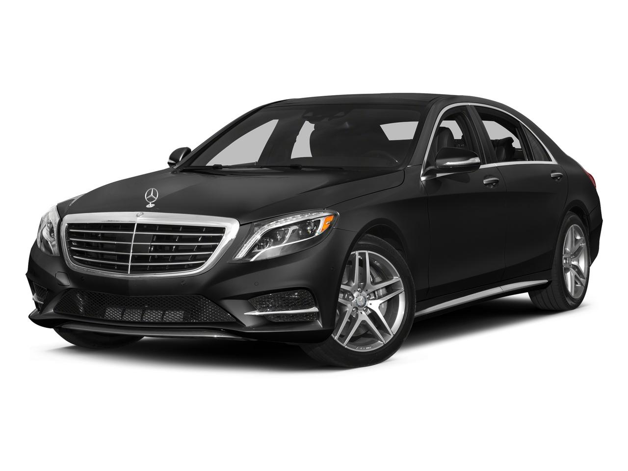 2015 Mercedes-Benz S-Class Vehicle Photo in Joliet, IL 60586