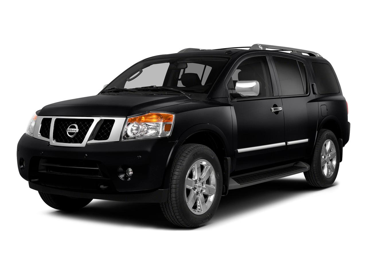 2015 Nissan Armada Vehicle Photo in Fishers, IN 46038