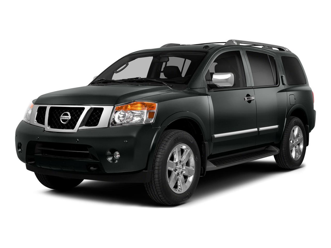 2015 Nissan Armada Vehicle Photo in Temple, TX 76502