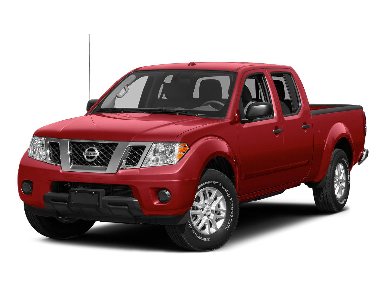 2015 Nissan Frontier Vehicle Photo in Owensboro, KY 42303