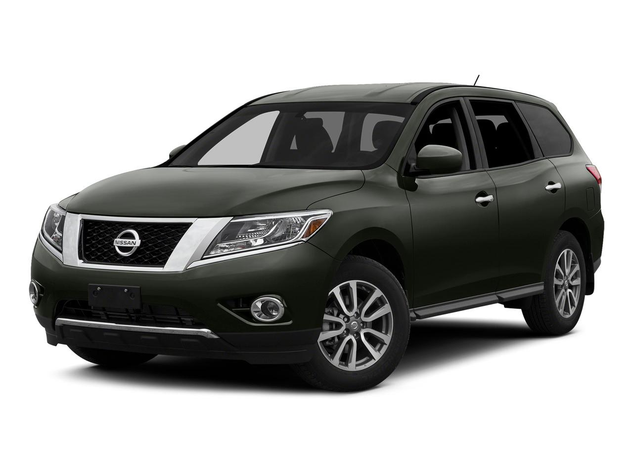 2015 Nissan Pathfinder Vehicle Photo in Spokane, WA 99207