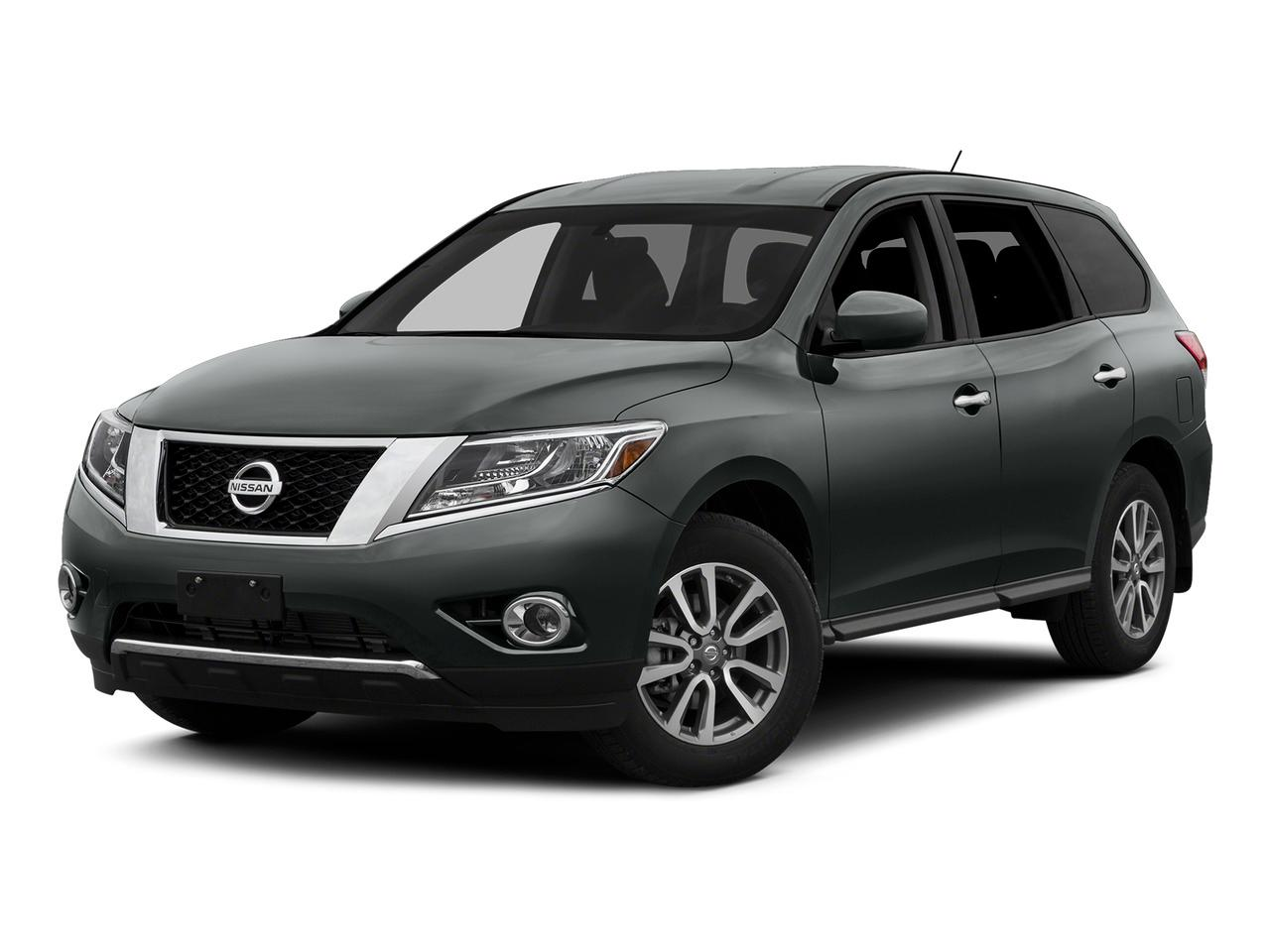 2015 Nissan Pathfinder Vehicle Photo in Corpus Christi, TX 78410-4506