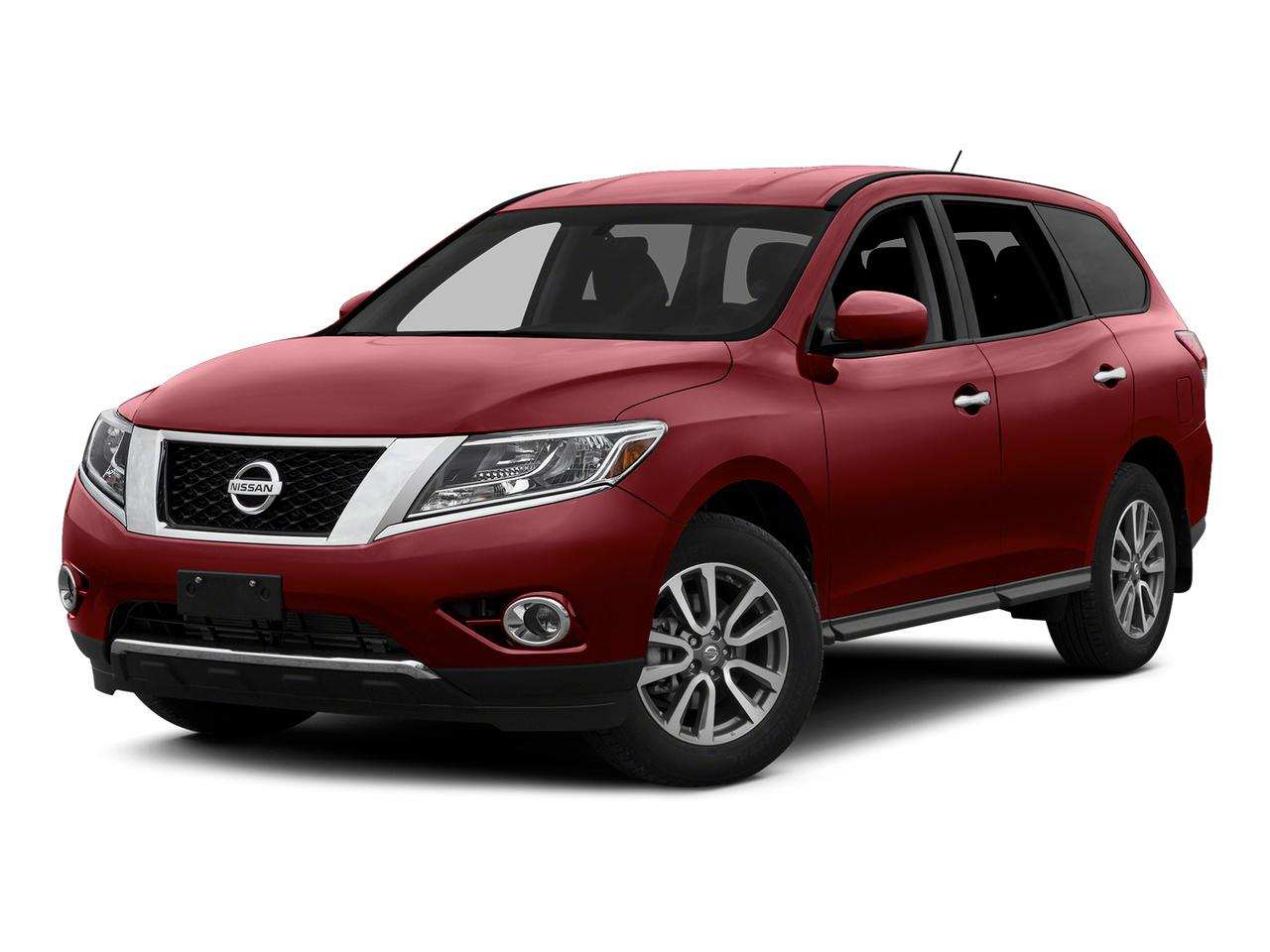 2015 Nissan Pathfinder Vehicle Photo in Temple, TX 76502