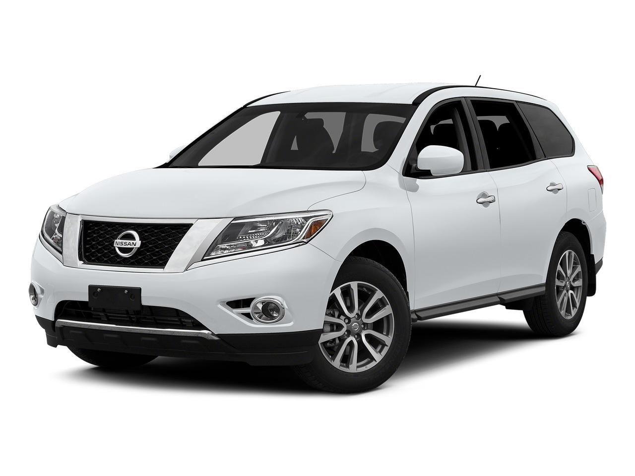 2015 Nissan Pathfinder Vehicle Photo in Westlake, OH 44145