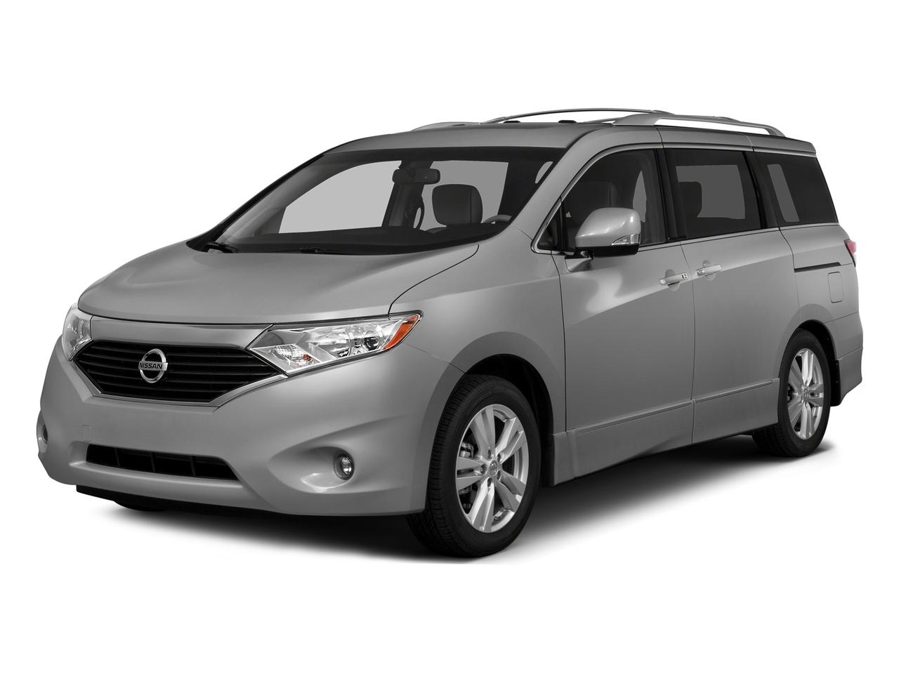 2015 Nissan Quest Vehicle Photo in Vincennes, IN 47591
