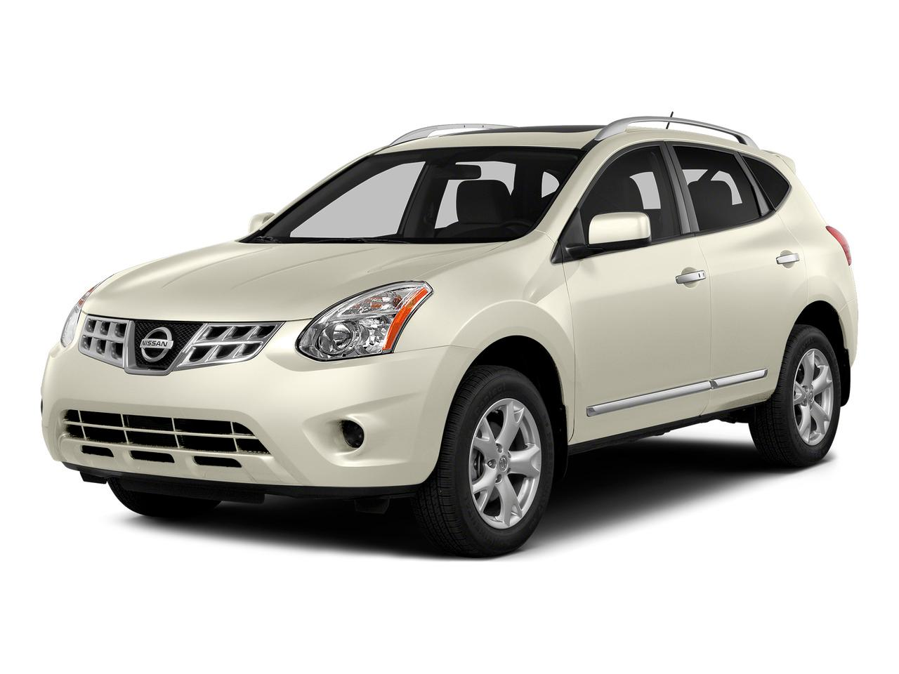 2015 Nissan Rogue Select Vehicle Photo in Beaufort, SC 29906