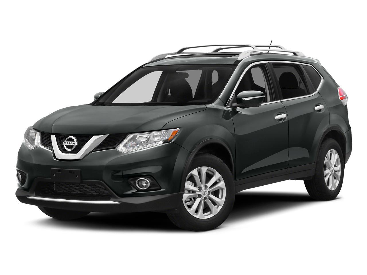 2015 Nissan Rogue Vehicle Photo in Norwich, NY 13815