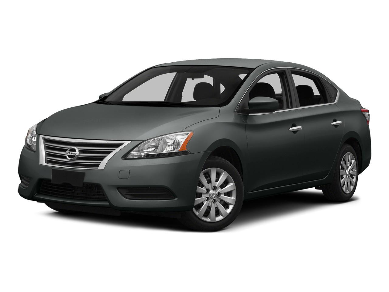 2015 Nissan Sentra Vehicle Photo in San Antonio, TX 78257