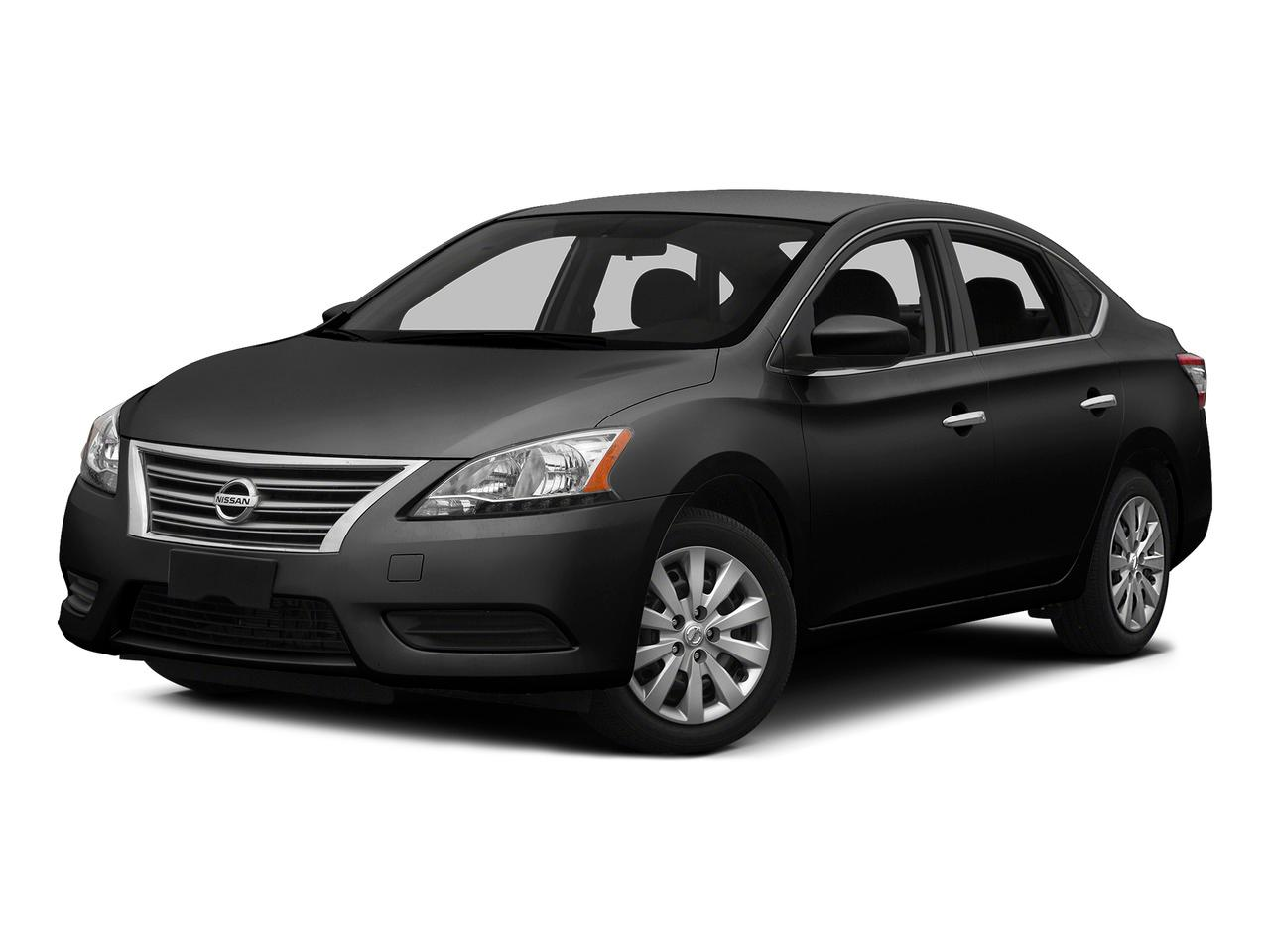 2015 Nissan Sentra Vehicle Photo in West Harrison, IN 47060