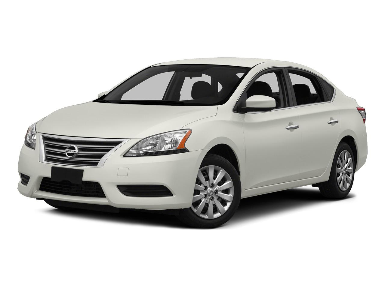 2015 Nissan Sentra Vehicle Photo in Moon Township, PA 15108