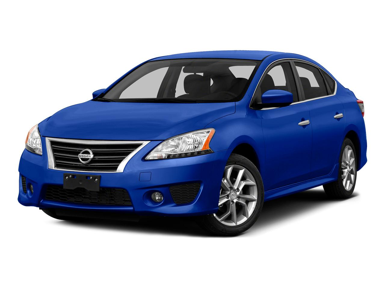 2015 Nissan Sentra Vehicle Photo in Bellevue, NE 68005