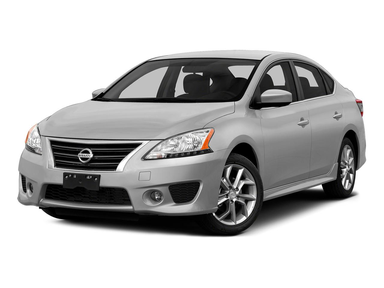 2015 Nissan Sentra Vehicle Photo in Pittsburgh, PA 15226