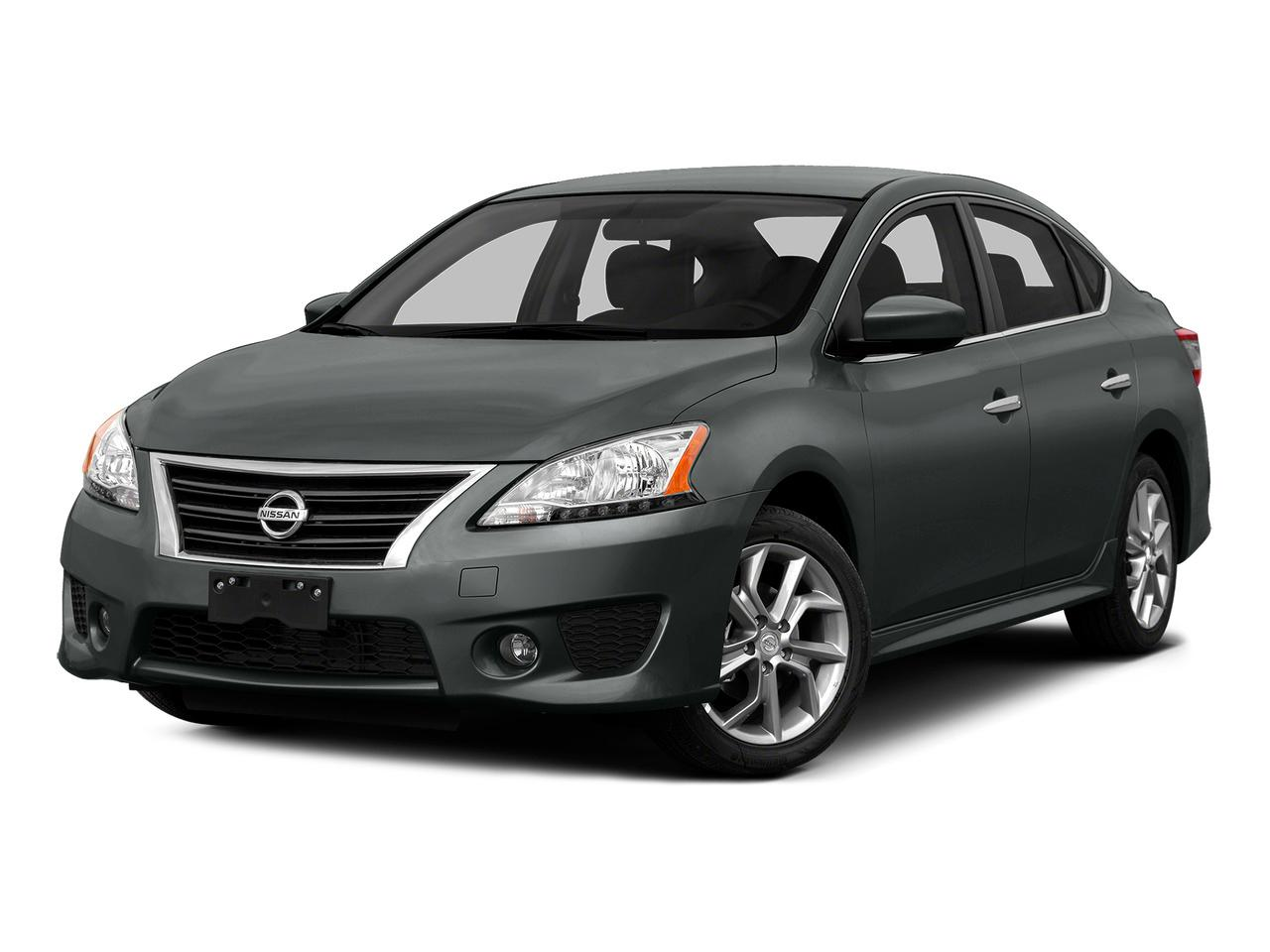 2015 Nissan Sentra Vehicle Photo in Colorado Springs, CO 80905