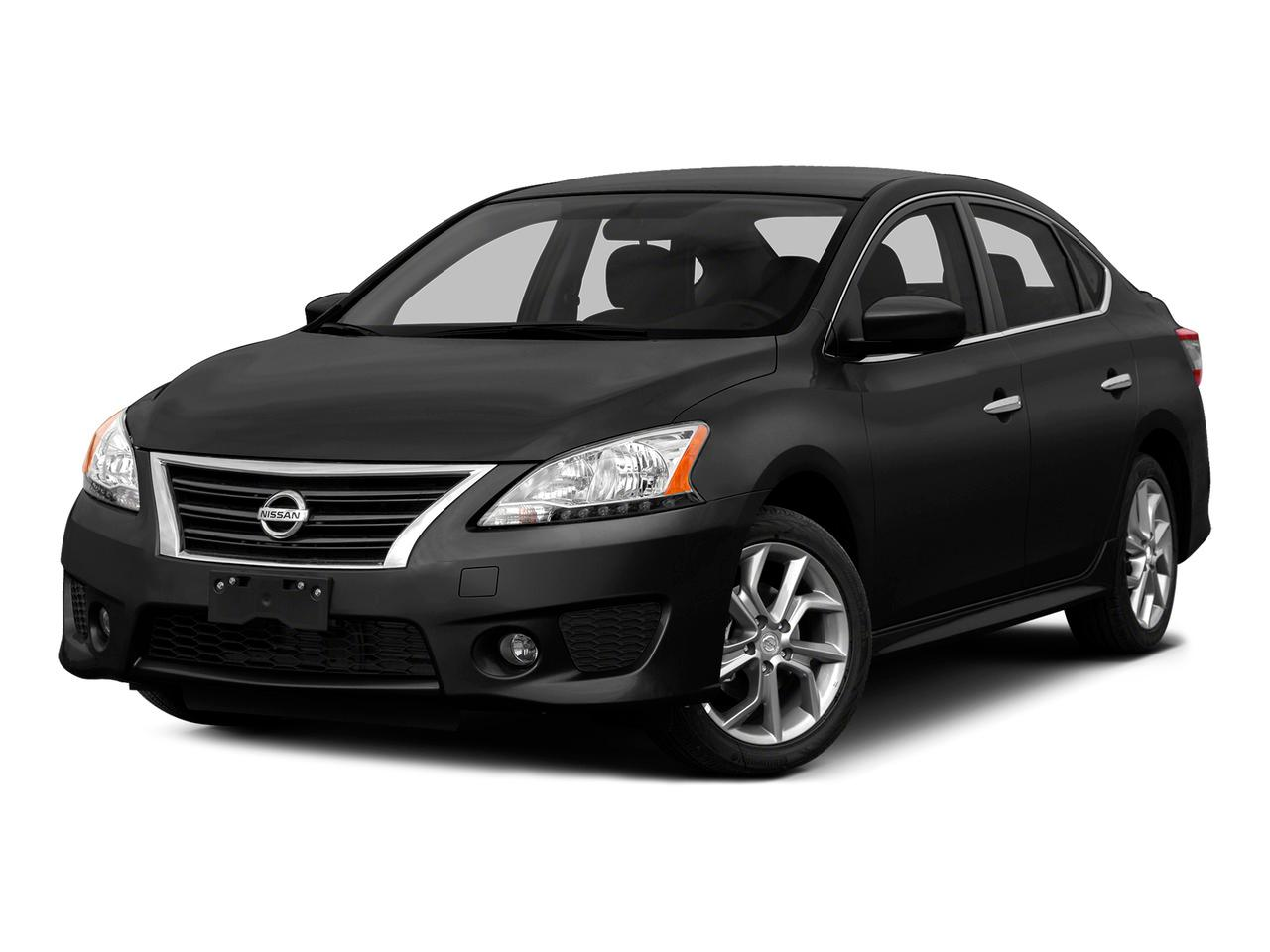 2015 Nissan Sentra Vehicle Photo in San Angelo, TX 76901