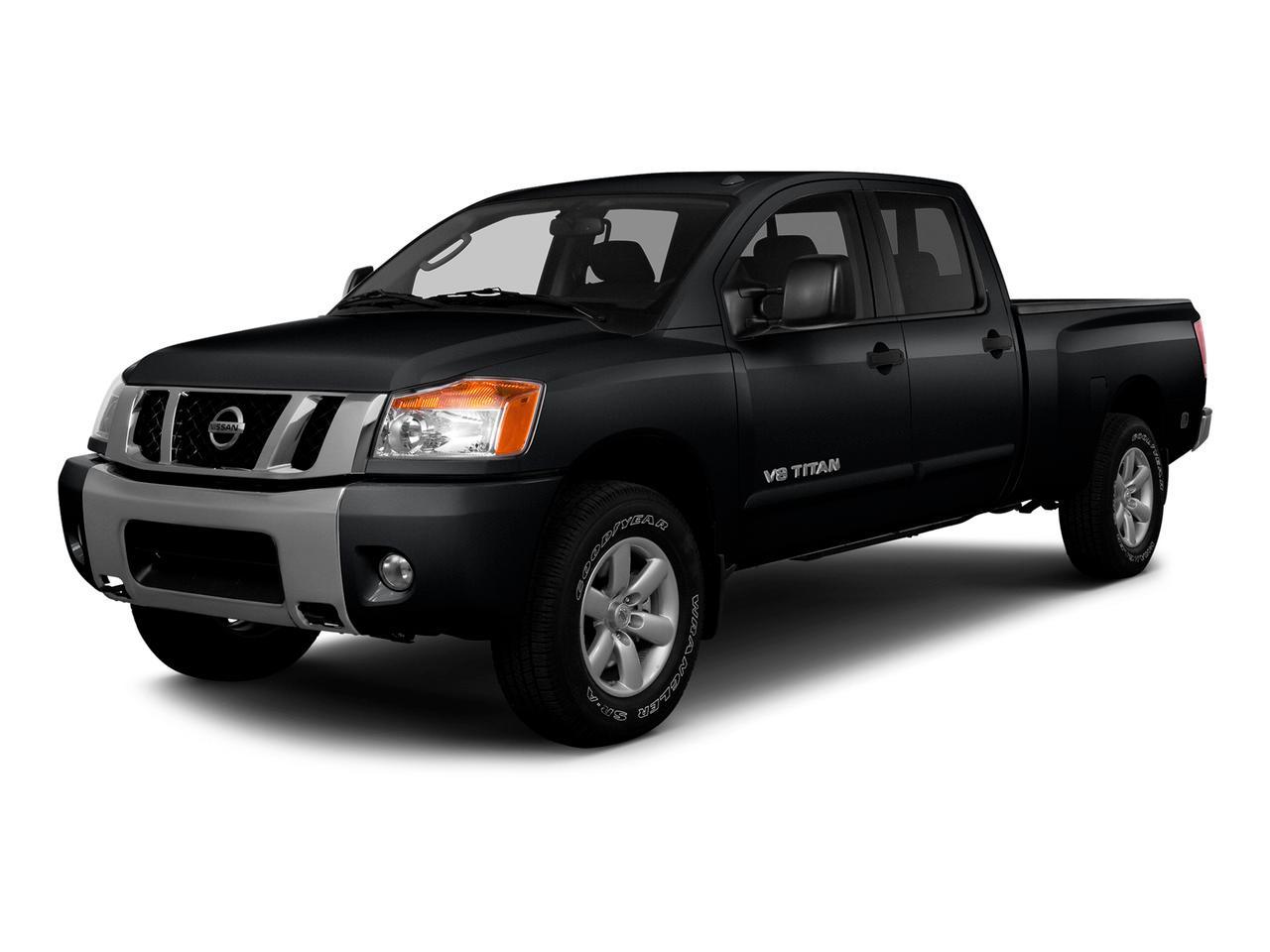 2015 Nissan Titan Vehicle Photo in Shreveport, LA 71105