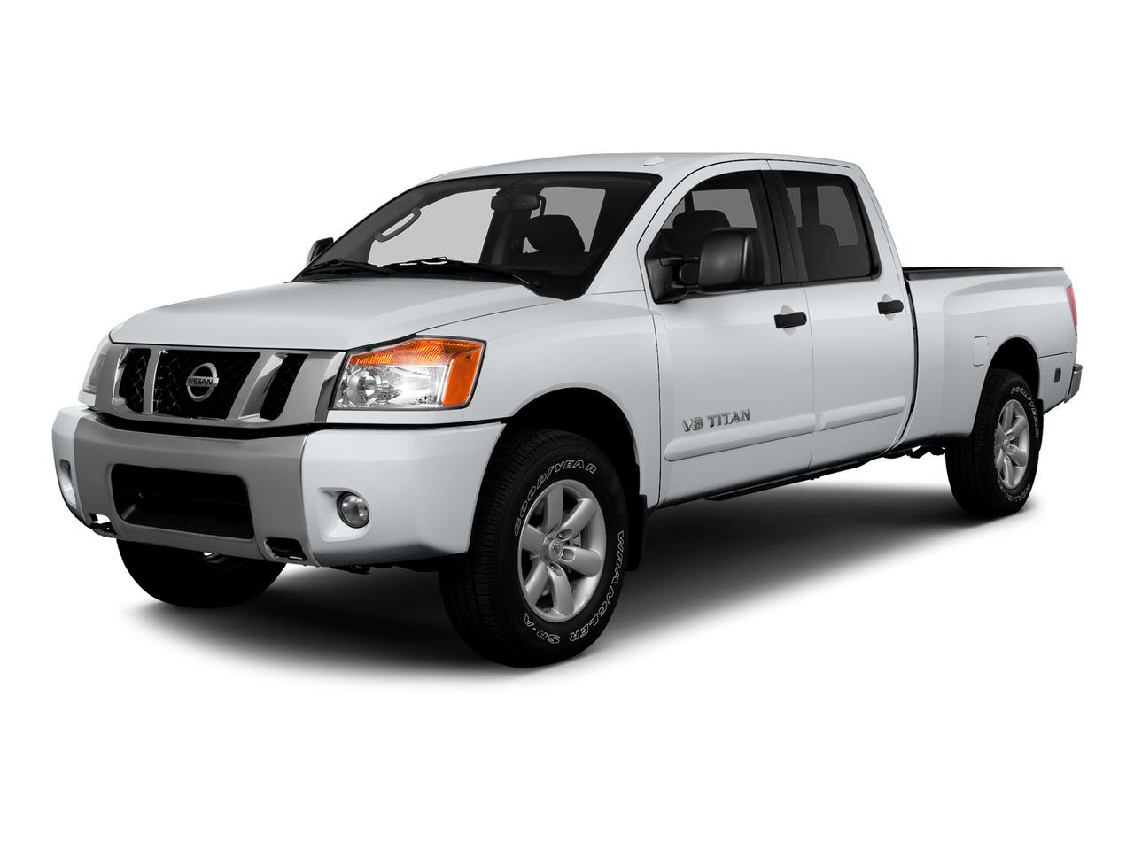 2015 Nissan Titan Vehicle Photo in Helena, MT 59601