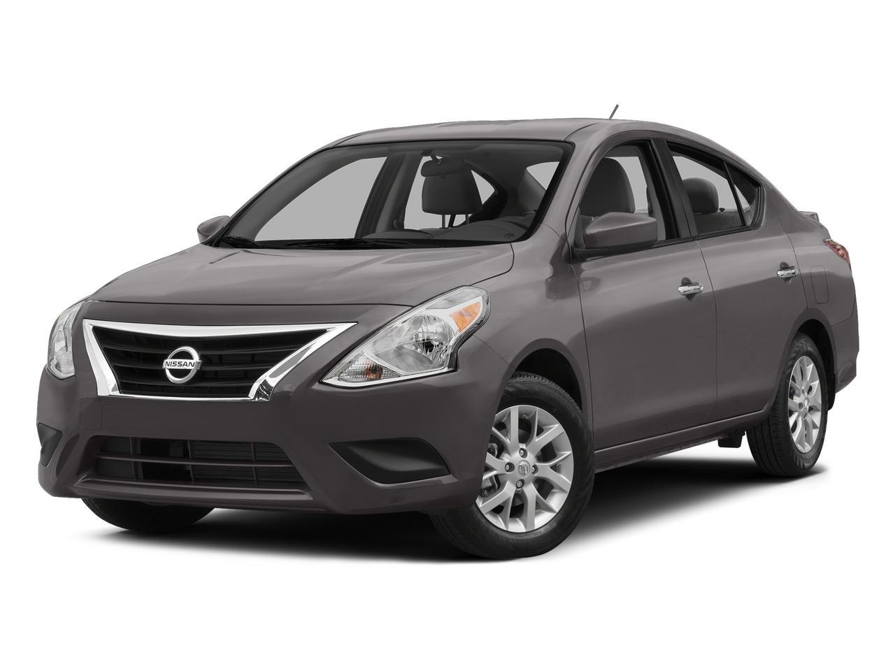 2015 Nissan Versa Vehicle Photo in Beaufort, SC 29906