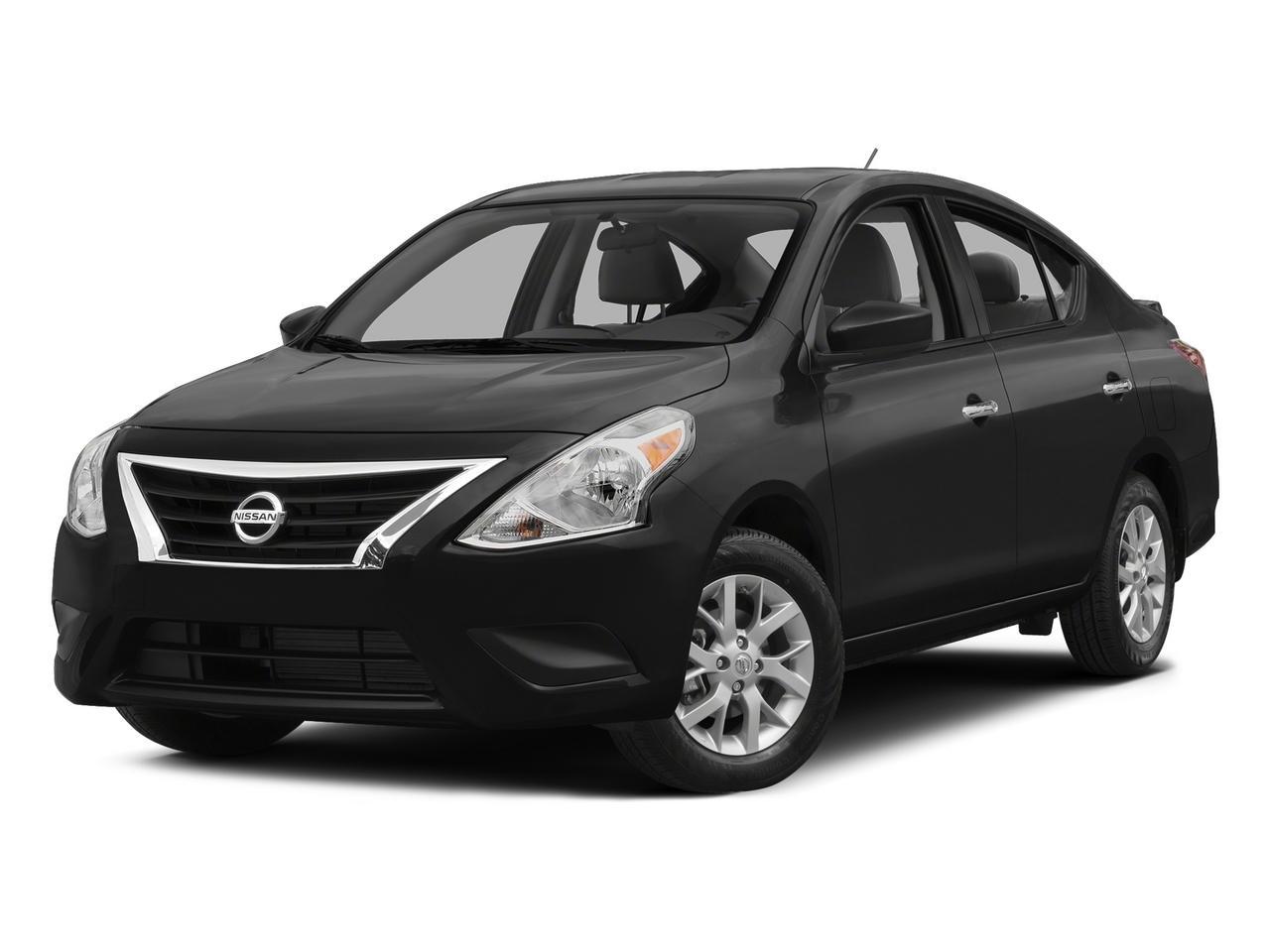 2015 Nissan Versa Vehicle Photo in Corpus Christi, TX 78411