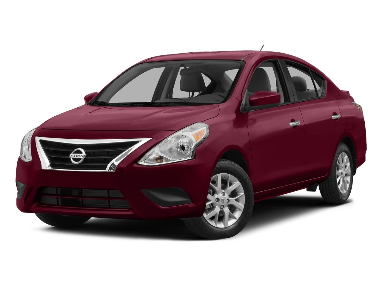 2015 Nissan Versa Vehicle Photo in Owensboro, KY 42303