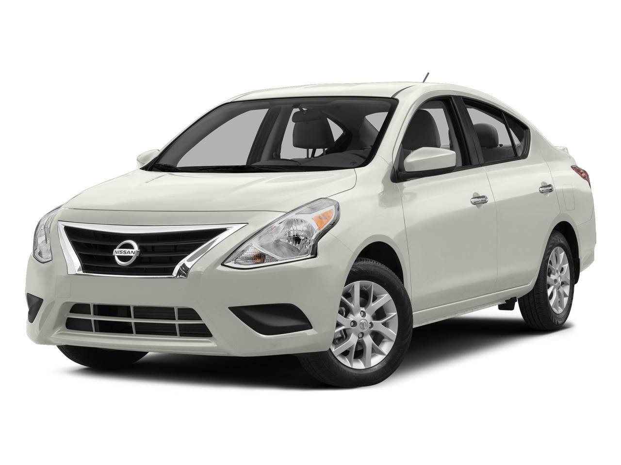 2015 Nissan Versa Vehicle Photo in Medina, OH 44256
