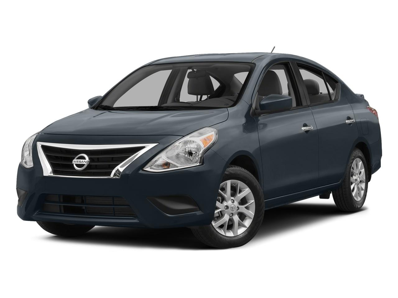 2015 Nissan Versa Vehicle Photo in Killeen, TX 76541