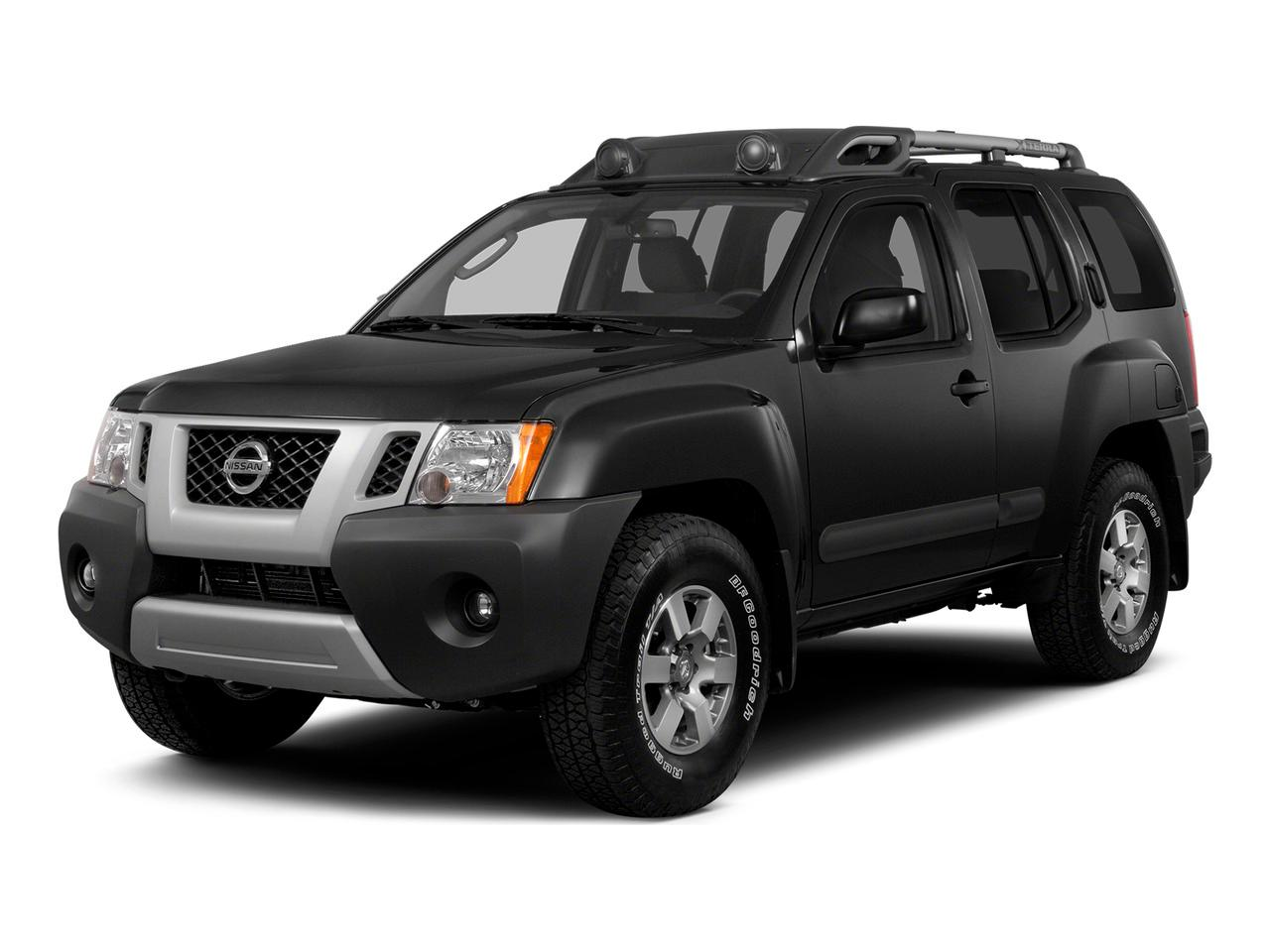 2015 Nissan Xterra Vehicle Photo in Denver, CO 80123