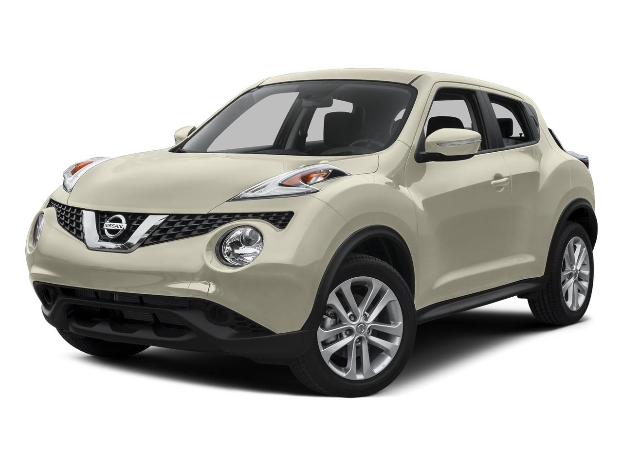 2015 Nissan JUKE Vehicle Photo in Anchorage, AK 99515