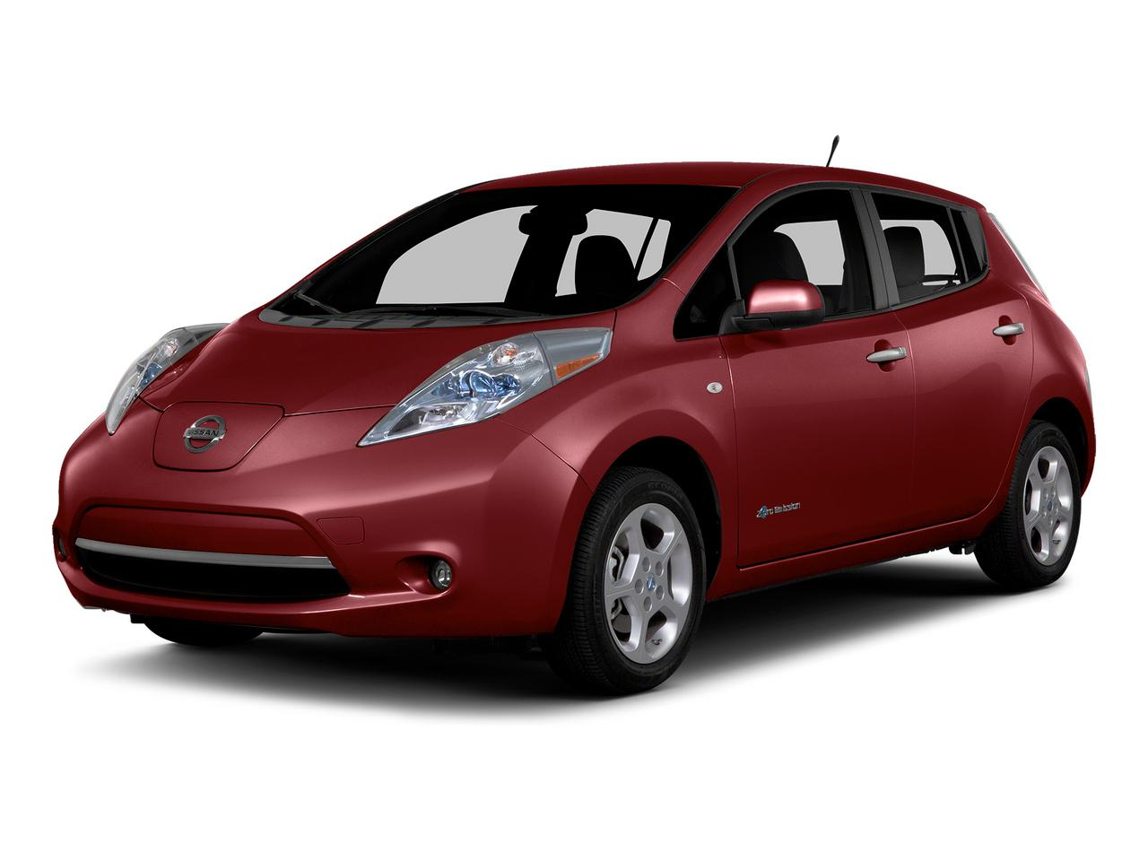 2015 Nissan LEAF Vehicle Photo in Spokane, WA 99207