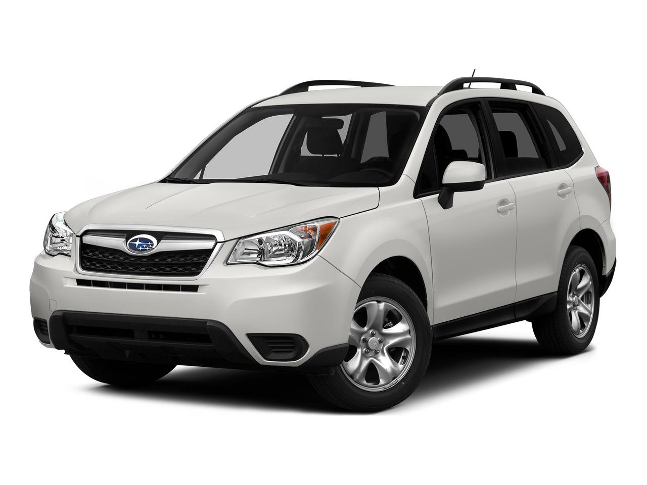 2015 Subaru Forester Vehicle Photo in Manassas, VA 20109