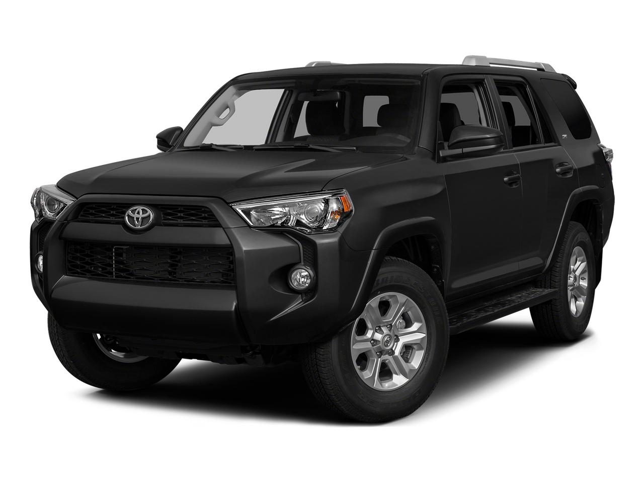 2015 Toyota 4Runner Vehicle Photo in Mission, TX 78572