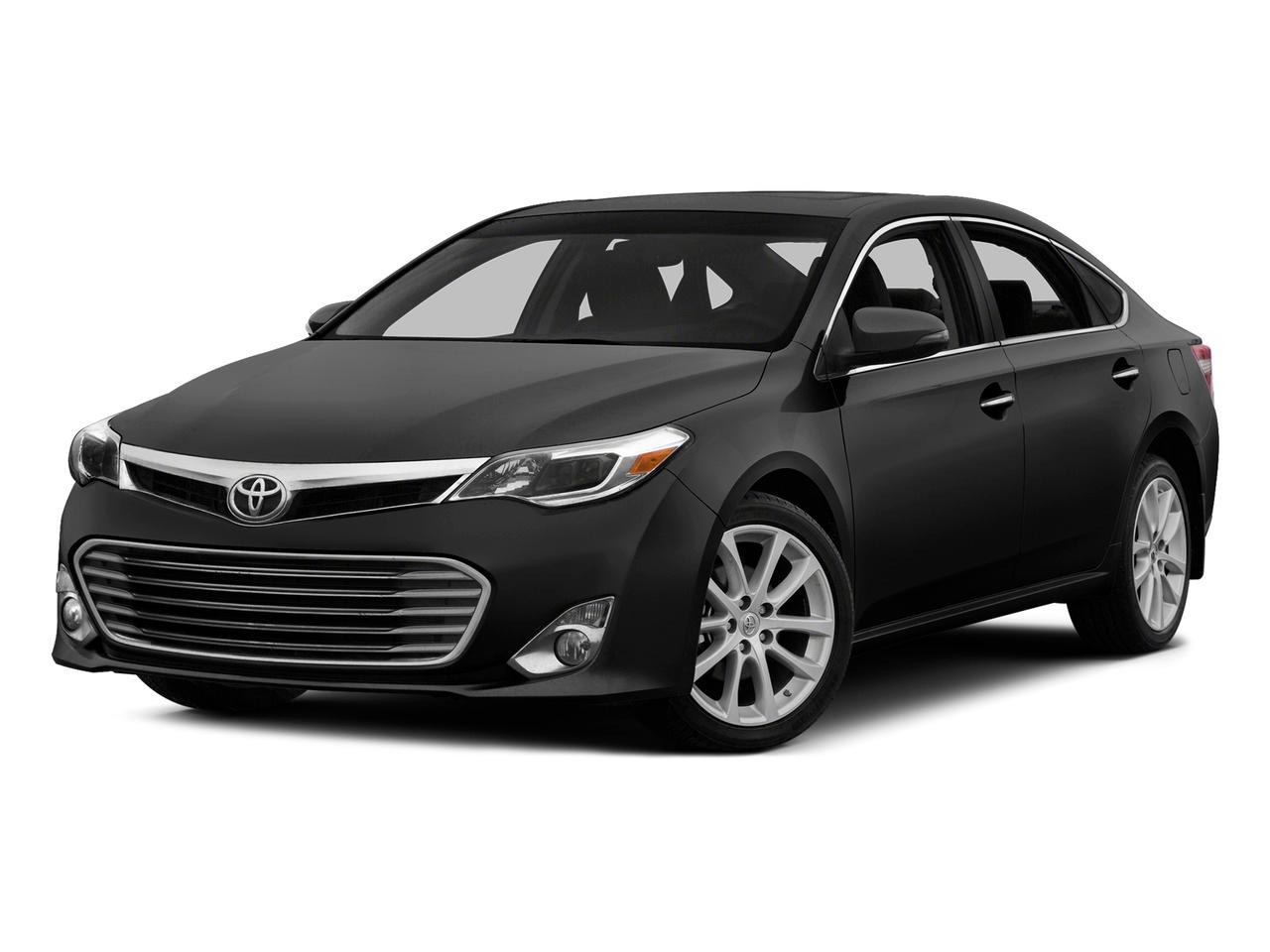 2015 Toyota Avalon Vehicle Photo in Plainfield, IL 60586