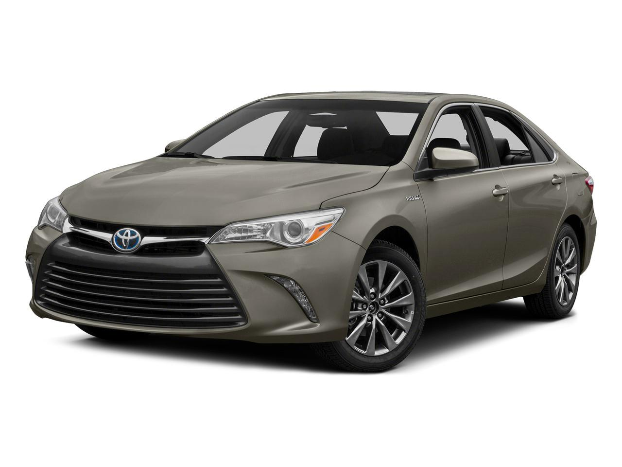 2015 Toyota Camry Hybrid Vehicle Photo in Owensboro, KY 42303