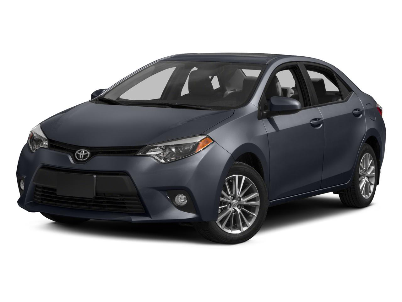 2015 Toyota Corolla Vehicle Photo in Trevose, PA 19053-4984
